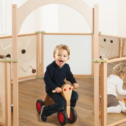 Wooden play centre for early years
