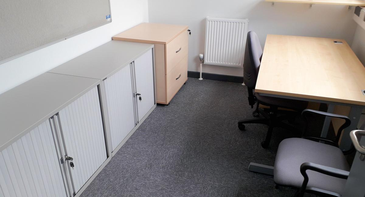 School administration office storage units