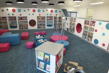 Aylesbury_Library_Childrens_Reading_Area