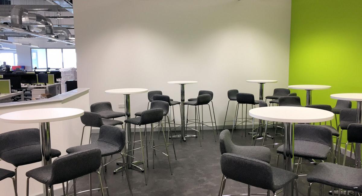 ... Rockstar Lincolnshire, Office Furniture Refurbishment ...