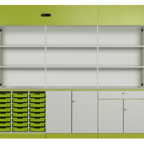 SchoolWall - Education Furniture - SW11