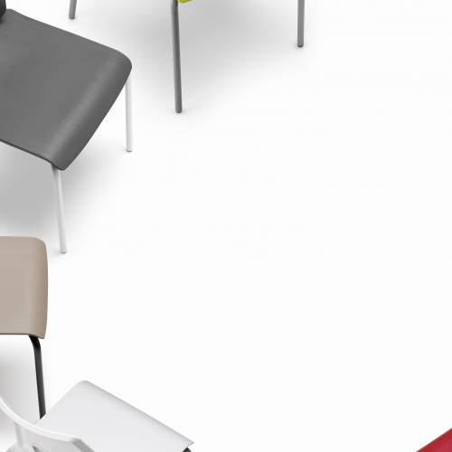 Classroom Chairs-Education Furniture-CCE05