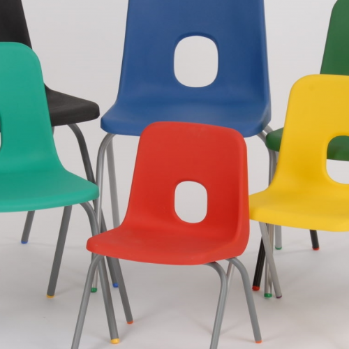 Classroom Chairs-Education Furniture-CCE06