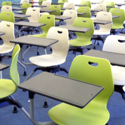 Classroom Chairs-Education Furniture-CCE14