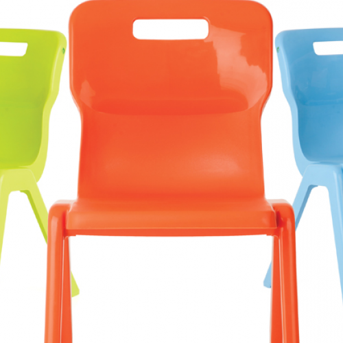 Classroom Chairs-Education Furniture-CCE23