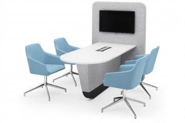 Multi-media Units and Informal Meeting Spaces-MI03