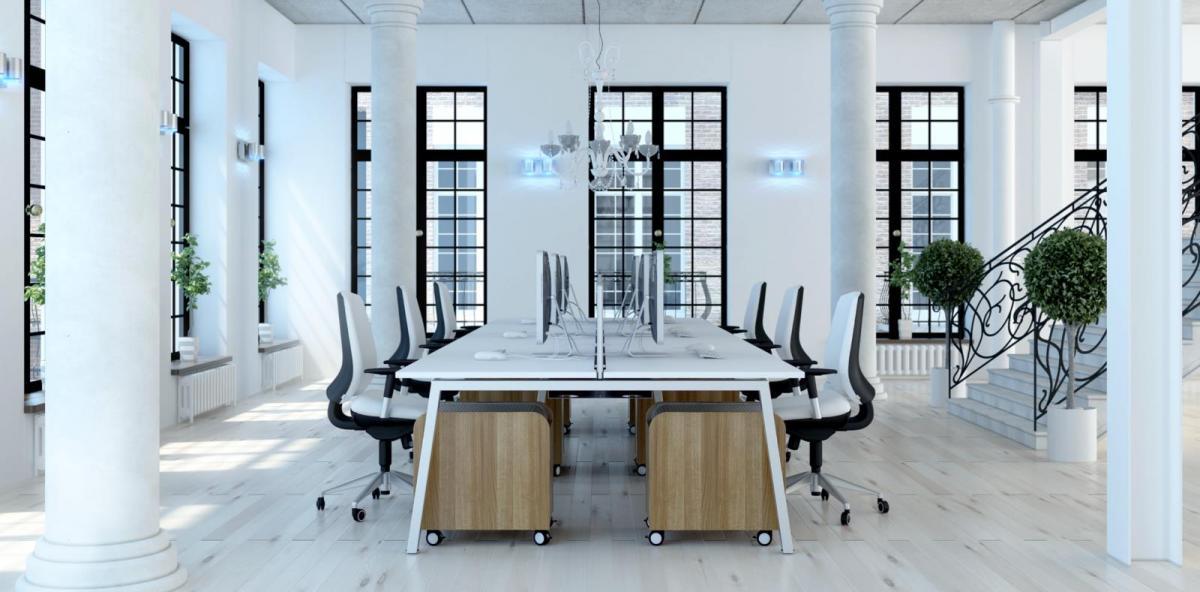 office desking. home page slider office desking e