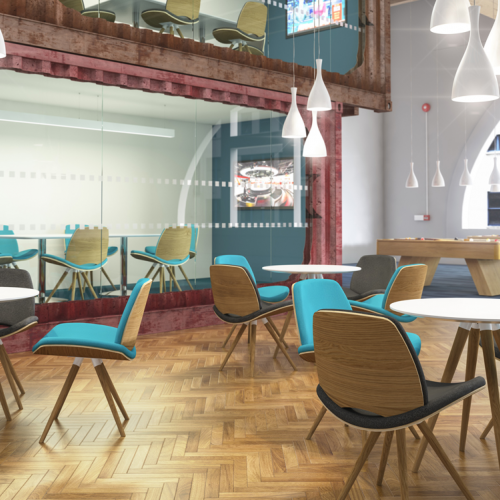 Refectory & Canteen-Education Furniture-RC02