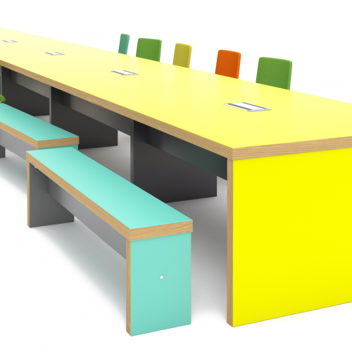 Refectory & Canteen-Education Furniture-RC05