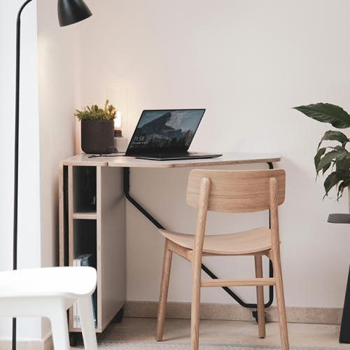Home Office Desk - Drop Range (FROVI)